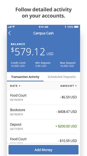 eAccounts Mobile screenshot 2