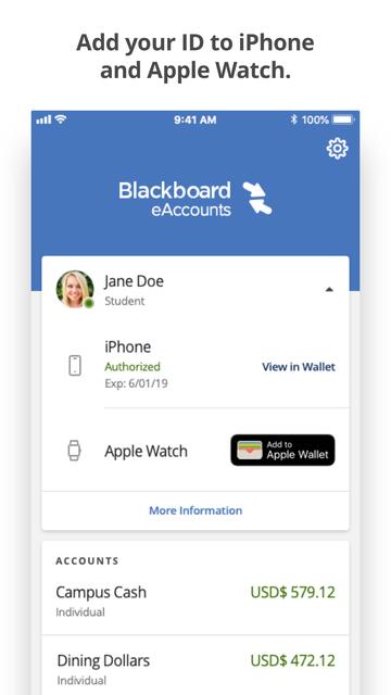 eAccounts Mobile screenshot 5