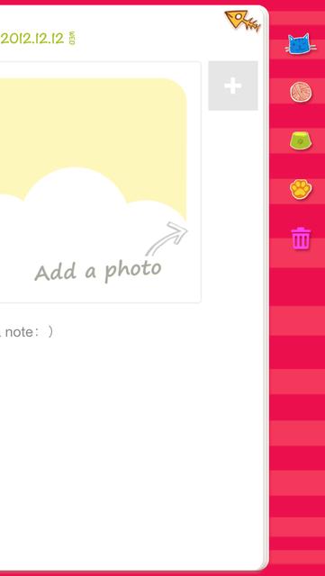 Weedo - An Amazing Note screenshot 3