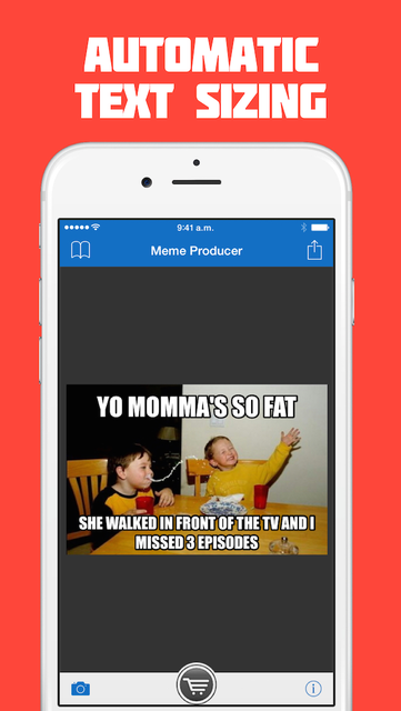Meme Maker App screenshot 4