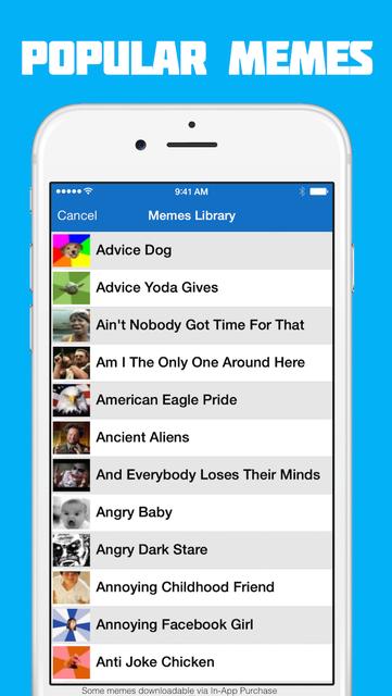 Meme Maker App screenshot 5