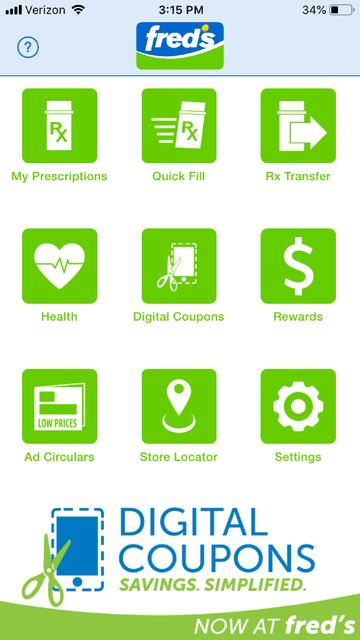 fred's Pharmacy screenshot 1