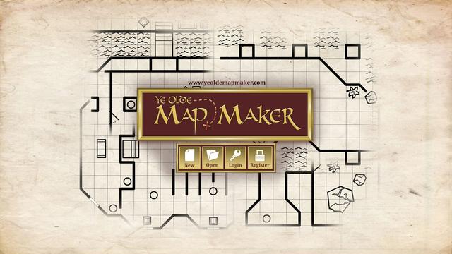 Ye Olde Map Maker screenshot 1