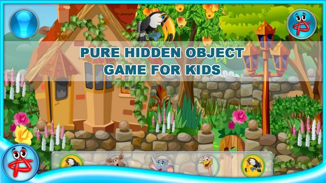 Animal Hide and Seek: Hidden Objects screenshot 5