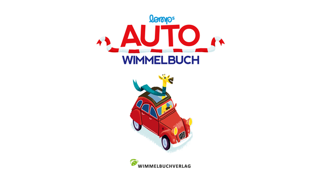 Cars Search and Find Wimmelbuch App screenshot 1
