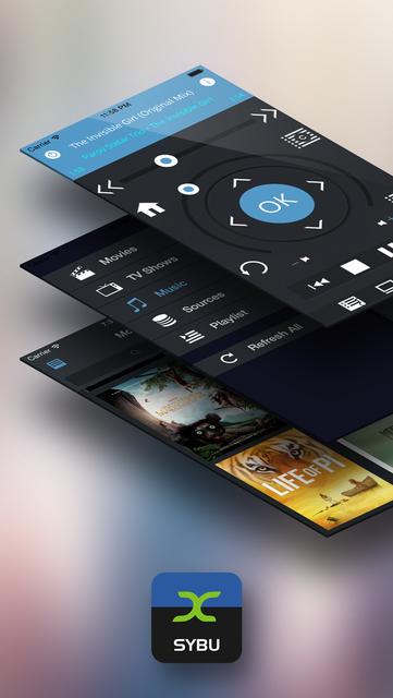 Sybu for Kodi and XBMC screenshot 5
