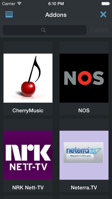 Sybu for Kodi and XBMC screenshot 8