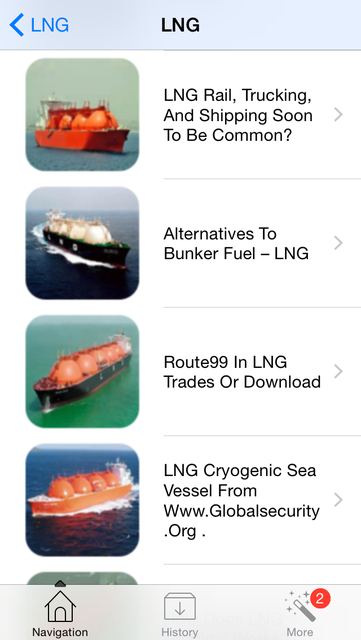 5,000 Oil and Gas Terms and Acronyms screenshot 5