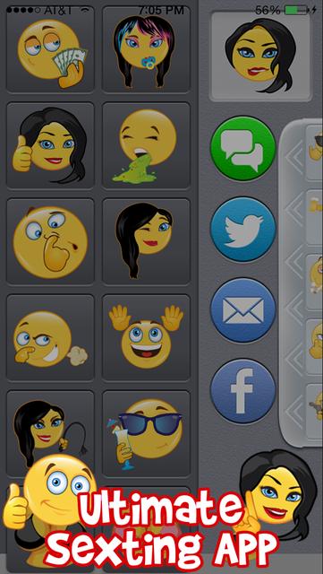Adulticons screenshot 3