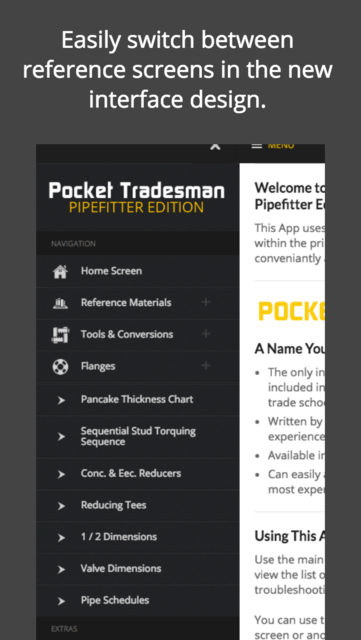 PocketTradesman Pipefitter screenshot 6