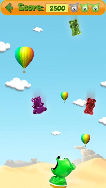 Talking Gummy Bear Pet screenshot 5
