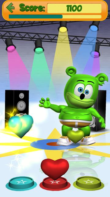 Talking Gummy Bear Pet screenshot 2