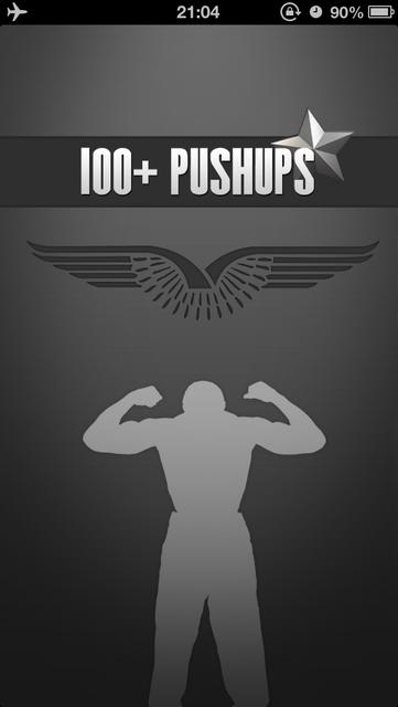 100+ Pushups - Getting in Shape in Six Weeks screenshot 1