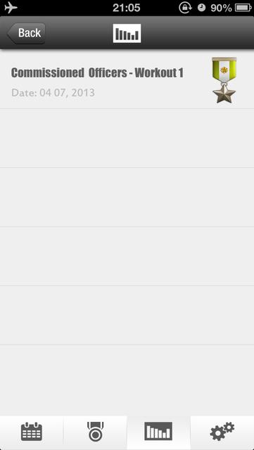 100+ Pushups - Getting in Shape in Six Weeks screenshot 5