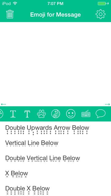 Emoji for Message Pro screenshot 5