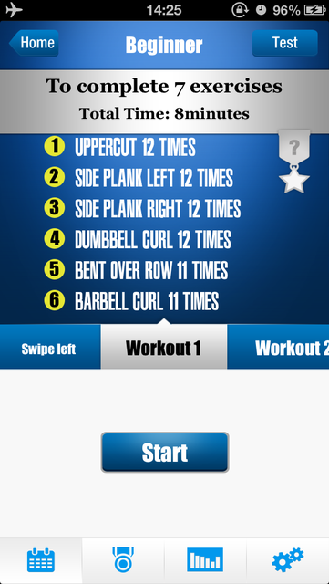 Arm Workouts - Sculpting Perfect Arms with Arm Workouts screenshot 2