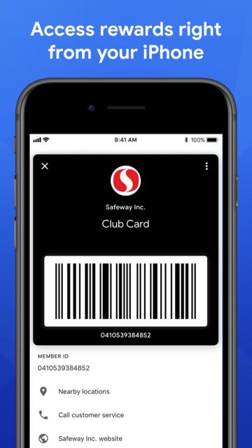 Google Pay (old app) screenshot 2