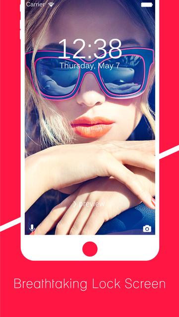 Celebrity Wallpapers & Backgrounds ™ Pro screenshot 2