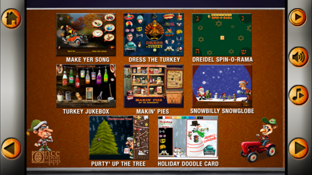 Ole' Timey Turkey Tunes screenshot 4