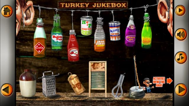 Ole' Timey Turkey Tunes screenshot 5