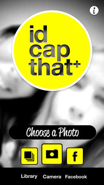 I'd Cap That® 2+ With Animated GIF Camera screenshot 1