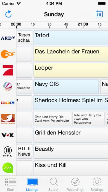 OTR - OnlineTVRecorder.com screenshot 4