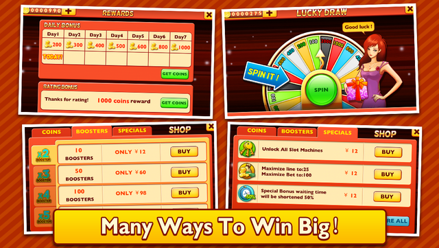 Slot Machines screenshot 4