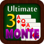 3 Card Monte - Ultimate 3 Monte for iOS APP - iPhone , iPad , iPod