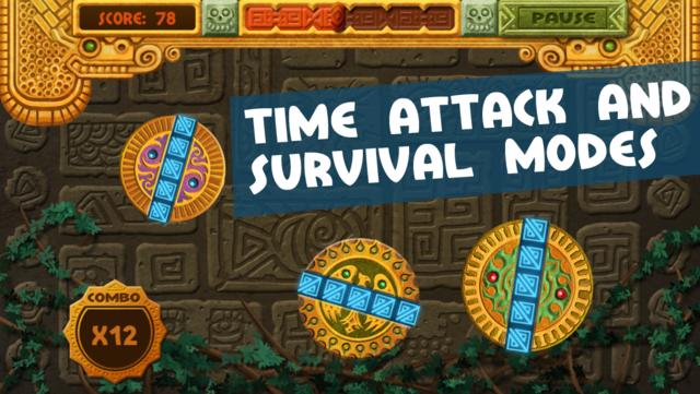 Mayan Slice screenshot 5