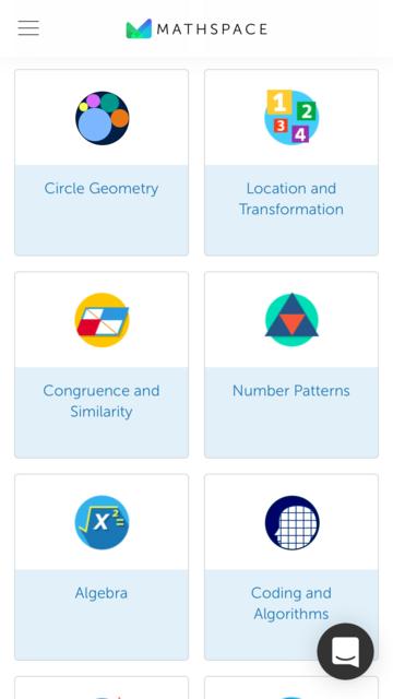 Mathspace screenshot 2