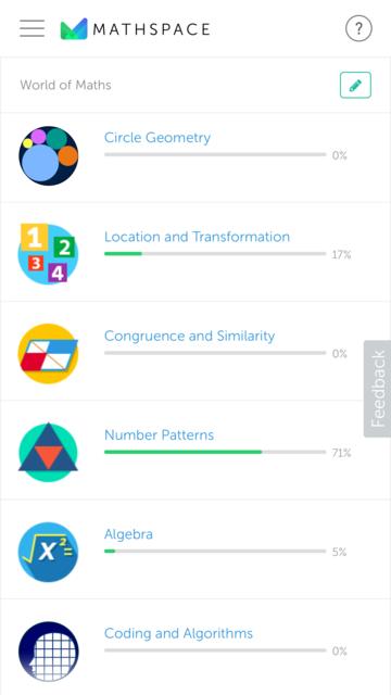 Mathspace screenshot 3
