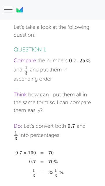 Mathspace screenshot 5
