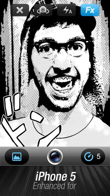 Comic Book Camera screenshot 2