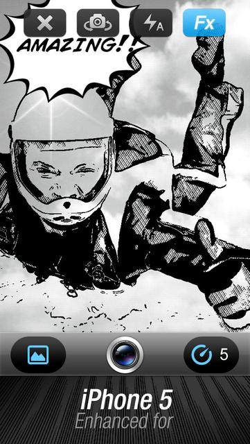Comic Book Camera screenshot 3