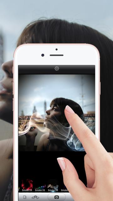 PhotoJus Smoke FX Pro screenshot 2
