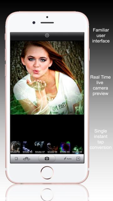 PhotoJus Smoke FX Pro screenshot 3