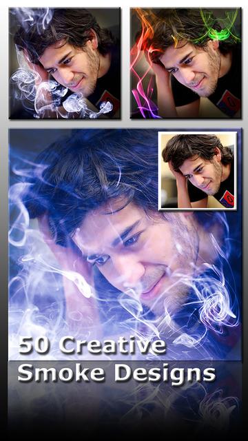 PhotoJus Smoke FX Pro screenshot 4