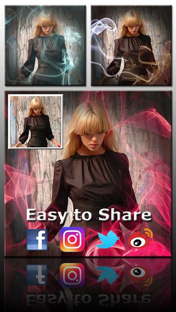 PhotoJus Smoke FX Pro screenshot 5