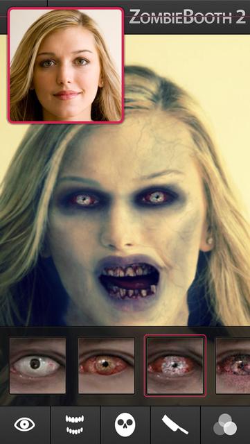 ZombieBooth 2 Pro screenshot 1