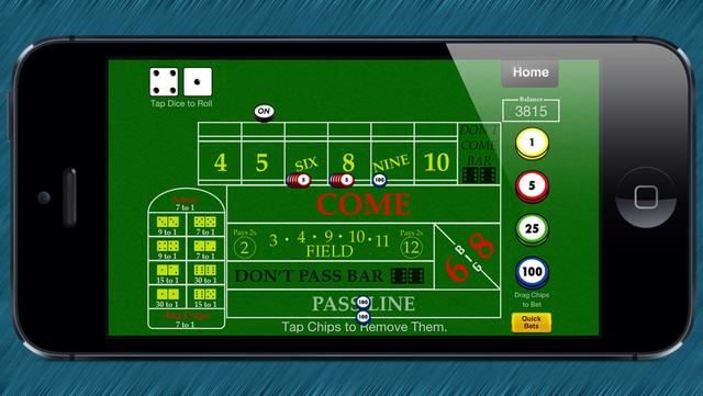 Colossal Casino screenshot 4