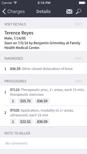 Kareo – EHR, PM, Billing screenshot 9