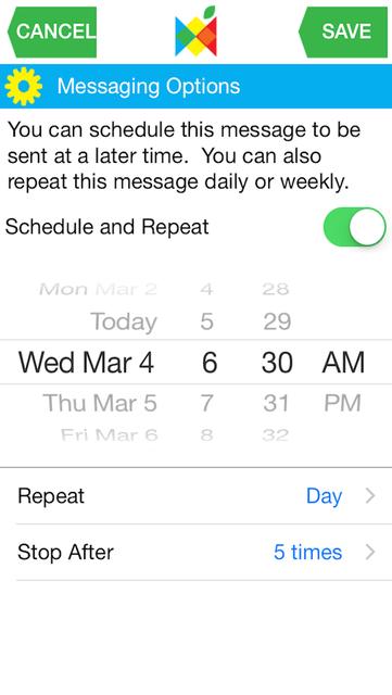 Class Messenger screenshot 4
