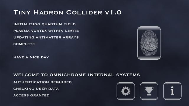 Tiny Hadron Collider screenshot 5