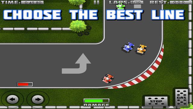 Mini Formula 1 Racing screenshot 3