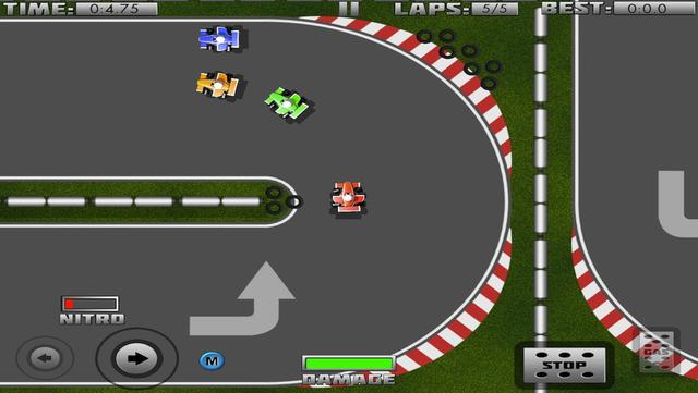 Mini Formula 1 Racing screenshot 4