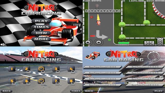 Mini Formula 1 Racing screenshot 5