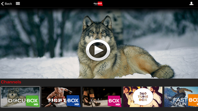 Filmbox Live screenshot 4