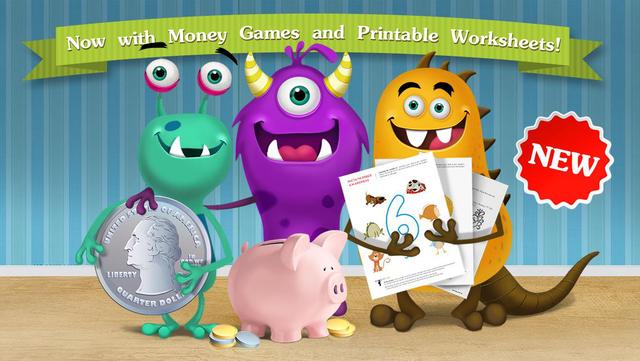 Kindergarten math & reading learning kids games screenshot 7