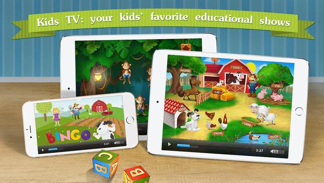 Kindergarten math & reading learning kids games screenshot 9