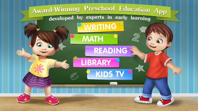 Kindergarten math & reading learning kids games screenshot 26